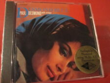 "LSPCD-2438 PAUL DESMOND "" DESMOND BLUE "" (CLASSIC RECORD GOLD-CD/FACTORY SEALED)"