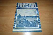 Original Der Traktor Nr.11/1953