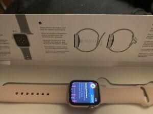 Certified Apple watch SE 7.4 LTE Sim With Compatible Plan, Walki-Talkie, GPS