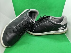 Skechers Men's Go Golf Drive 2 Relaxed Fit Golf Black Shoes Size 12