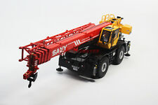 Sany SRC550 off-road suspension crane truck model 1:50 OEM (L)