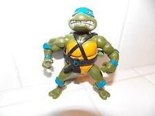 TEENAGE MUTANT NINJA TURTLES TMNT 1989 PLAYMATES FIGURE SWORD SLICIN LEONARDO LE