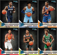 2019-20 DONRUSS BASKETBALL - RATED ROOKIES - CARDS #201-250 YOU PICK YOUR CARDS