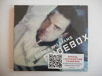 ROBBIE WILLIAMS : RUDEBOX - LIMITED EDITION CD + DVD [ CD ALBUM NEUF ]