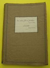 La petite illustration ( Romans illustrés )  - 2 titres reliés - 1914 - 1931