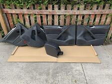 VW Golf Mk6 GTI GTD Leather Door Cards and Arm Rest / Centre Console