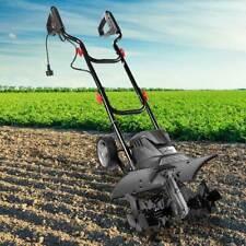 BRAST elektrische Motorhacke Gartenfräse Kultivator Ackerfräse elektro 1200 Watt
