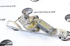 VW Polo Typ 6N1 Wischermotor hinten - Wischerdüse abgebrochen Wischer