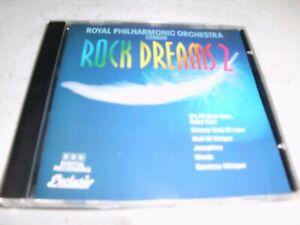 ROCK DREAMS 2 - CD  Nr.4 - CD gebraucht  gut