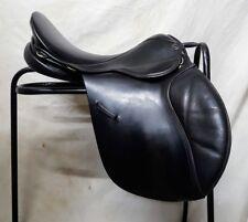"""17"""" Black Fieldhouse (GFS) Event Saddle"""