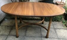 FINE ERCOL SAVIL GOLDEN DAWN EXTENDING DINING TABLE DELIVERY AVAILABLE