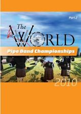 The world pipe band championships 2010 Parte Volumen 2 DVD