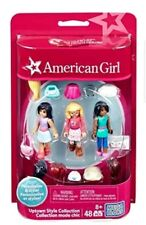 Mega Bloks American Girl Figurine Uptown Style Collection