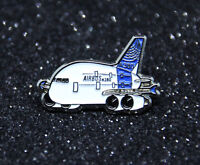 Pin CHUBBY Airbus A380 metal Pin 1 inch / 25mm for Pilots Crew pudgy cute 380