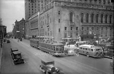 "Photo 1929 Toronto, Canada ""Front Street by Royal York Hotel"""
