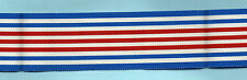 SYRIA - MEDAL OF VALOUR FULL SIZE RIBBON 6 INCHES (15cm)