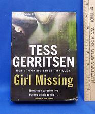 Girl Missing By Tess Gerritsen Audiobook 2009 CD Abridged