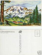 Vintage Ted Lewy Mount Rainier Postcard Lot of 25 cards