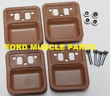 Ford Falcon XW XY XR XT GT GS Saddle Door Handle Cup Kit