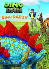Dino Dan: Dino Party (DVD, 2013) New