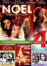 Noel/Meg's Story/A Christmas Without Snow/Jo's Story (DVD, 2012) Brand New