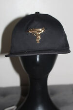 cd719b3e902 DOPE Black Uzi Machine Gun Hip Hop SnapBack Polycotton Hat Cap One Size