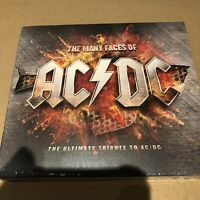 "AC/ DC ""The Many Faces Of AC/DC - New & Sealed 3 x Cd Album Set"