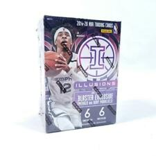 2019-20 PANINI ILLUSIONS Basketball Retail Blaster Box - Exclusive Parallels