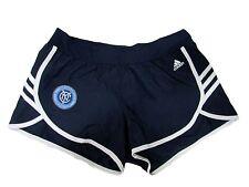 New York City FC MLS Adidas Women's Training Soccer Shorts