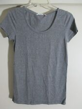 C&C California Women's relaxed gray T-Shirt  Size S NWT