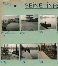 FECAMP c. 1900-10 - 18 Photos Bateaux Port Seine Maritime Normandie - Pl 153