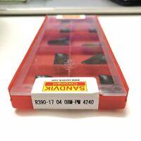 10pcs//box SANDVIK QD-NG-0300-020E-PM 4240