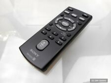 Original SONY Fernbedienung Remote RM-X231, 148981042 für CD Player, Auto Radio