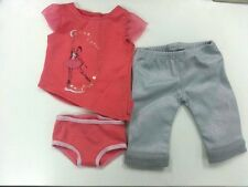 New American Girl - 2014 Isabelle's Meet Outfit Set for Doll's Size  ~ NEW ~
