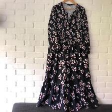 Zara Floral A-Line Dresses for Women