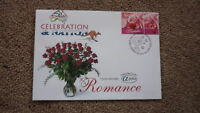 AUSTRALIAN FDC ALPHA FIRST DAY COVER, 2003 CELEBRATION & NATION, ROMANCE