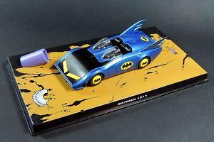 BATMAN CAR COLLECTION AUTOMOBILIA - BATMAN # 311 - ORIGINAL CASE