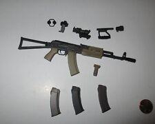 1/6 scale Virtual Toys VTS The Darkzone Agent RENEGADE  AK74 Set VM018 AK47