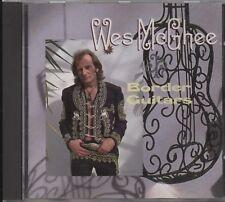 Wes McGhee - Border Guitars (CD Album)