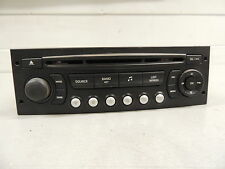 Citroen Berlingo  CD Auto Radio Spieler Pioneer 96669681XT Head Unit AM/FM Mp3