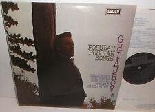 SXL 6659 Popular Russian Songs Nicolai Ghiaurov  Kaval Chorus & Orch  Margaritov