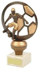 14x (Fourteen) Budget Football Trophies RRP £105.00 - free engraving & postage