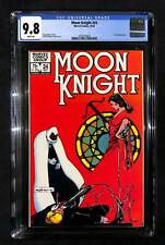 Moon Knight #24 CGC 9.8 Scarlet appearance