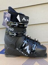 MCKINLEY F60 Adult Alpine Ski Boots - ALL SIZES   **BRAND NEW**
