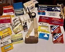 Large Assortment Of Drafting Supplies See Photos Dots Tabs Tapes Ink Fasteners
