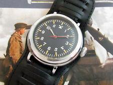 1-GChZ LACO AVIATOR LUFTWAFFE PILOTS VINTAGE WWII RUSSIAN AIR FORCE MEN'S WATCH