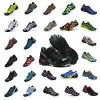 New Men's Salomon Speedcross 3 Athletic Running Sports Outdoor Hiking Shoes EU