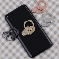 Heart grip ring stand holder for all mobile phone 360 finger tablet cell phon PA
