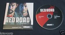 JASON MOMOA 'THE RED ROAD' 2014 PROMO DVD
