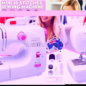 16 Stitches Electric Sewing Machine Multi-Function Portable Overlock